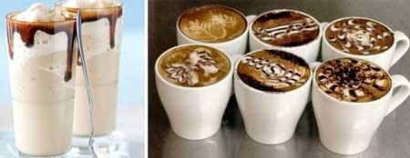 Топпинги для кофе