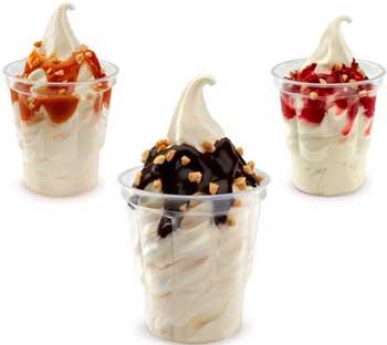 Топпинги для мороженого