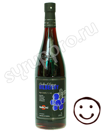 Сироп Barline Blueberries (Черника)