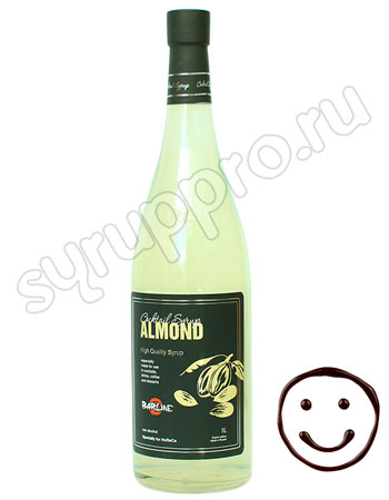 Сироп Barline Almond (Миндаль)
