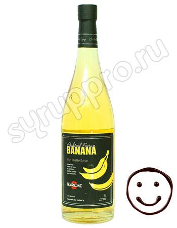 Сироп Barline Банан 1 л