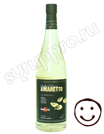 Сироп Barline Amaretto (Амаретто)