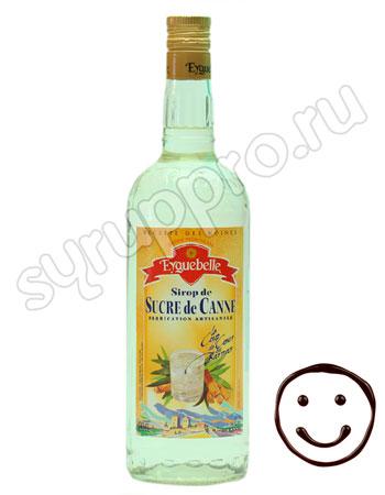 Сироп Eyguebelle Тростниковый сахар 1л
