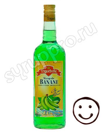Сироп Eyguebelle Банан 1л