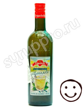 Сироп Eyguebelle Лимон-Лайм 0,7 л