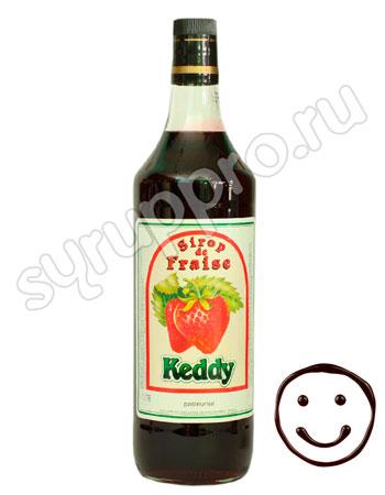 Сироп Keddy Клубника 1 л