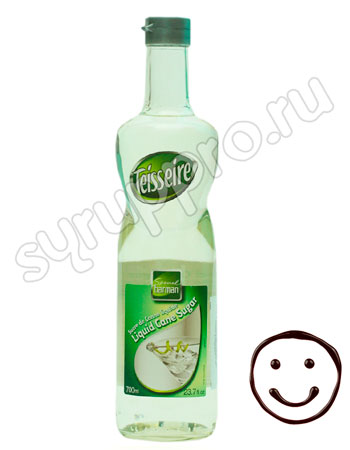 Сироп Teisseire Тростниковый Сахар 700 мл ст/б