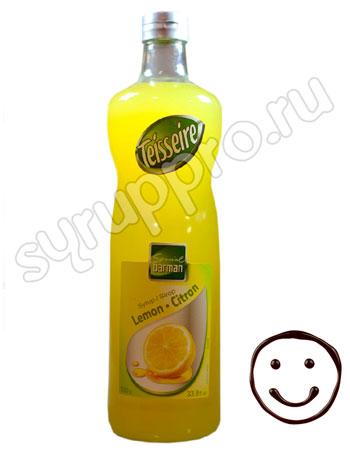 Сироп Teisseire Лимон 1 л
