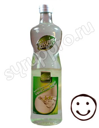 Сироп Teisseire Тростниковый Сахар 1 л