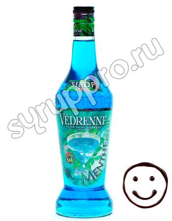 Сироп Vedrenne Голубая Мята 700 мл