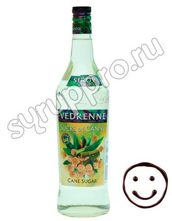 Сироп Vedrenne Сахарный Тростник