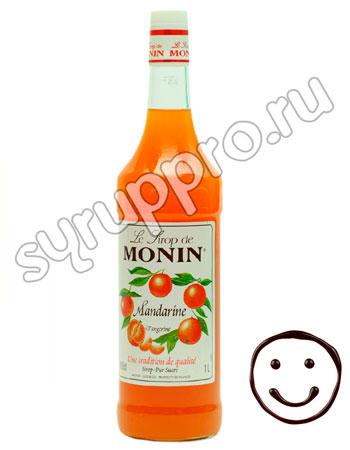 Сироп Monin Мандарин 1 л