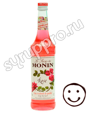 Сироп Monin Роза 700 мл