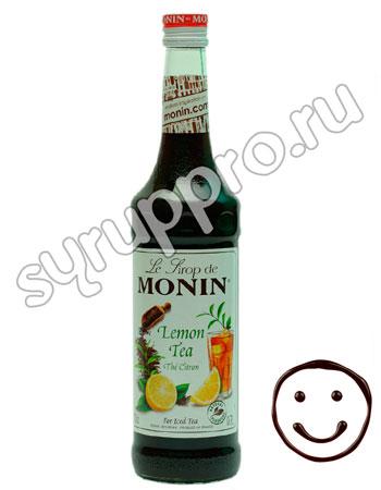 Сироп Monin Лимонный чай 700 мл
