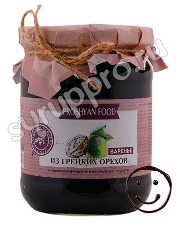 Варенье Прошян Фуд из Грецких Орехов 600 гр