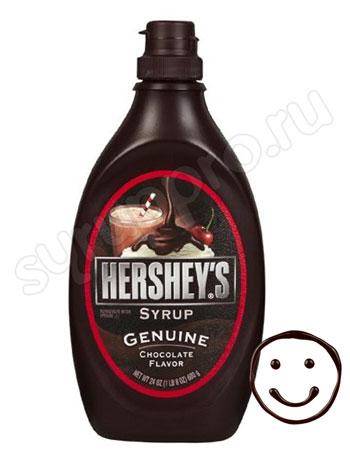 Сироп Hershey`s шоколадный 680 г