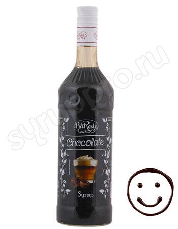 Сироп BaResto Шоколад 1 л