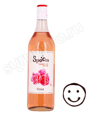Сироп Spoom Роза 1 л