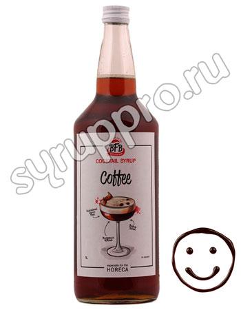 Сироп BFB Кофе 1 л