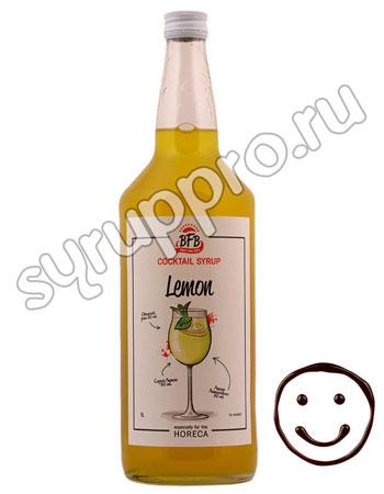 Сироп BFB Лимон 1 л