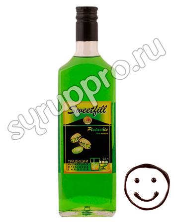 Сироп Sweetfill Фисташка 0,5 л