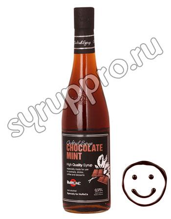 Сироп Barline Мятный шоколад 0.375 л