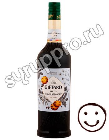 Сироп Giffard Шоколадное печенье 1 л