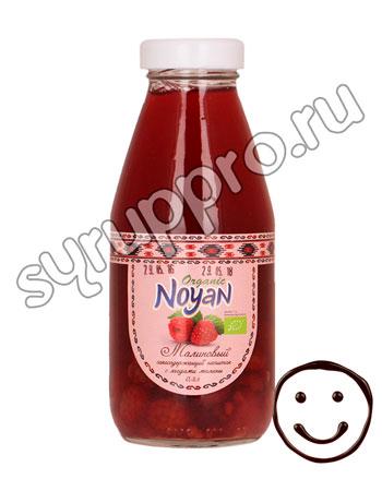 Напиток Noyan Organic малиновый с ягодами малины 330 мл