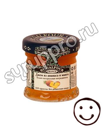 Джем St.Dalfour Ананас и манго 28 гр