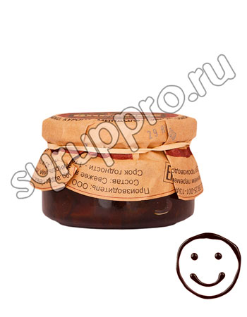 Варенье Вкусно Крым Яблочный штрудель 100 гр
