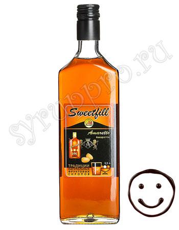 Сироп Sweetfill Амаретто 0,5 л