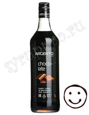 Сироп Argento Шоколад 1 л