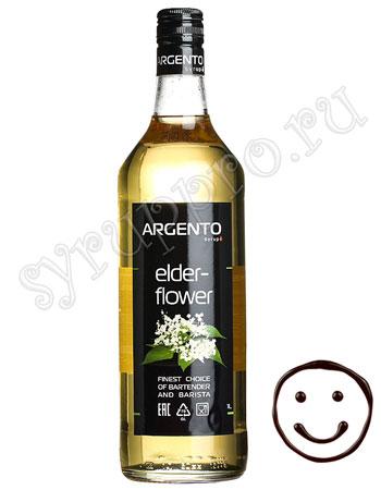 Сироп Argento Бузина 1 литр