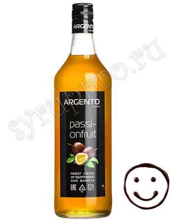 Сироп Argento Маракуйя 1 литр