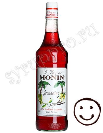 Сироп Monin Гренадин 1 л