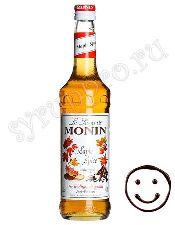 Сироп Monin Кленовый 700 мл