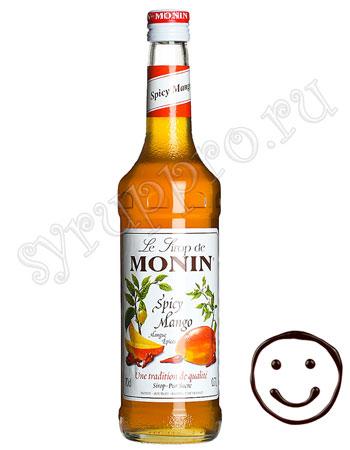 Сироп Monin Пряный Манго 700 мл