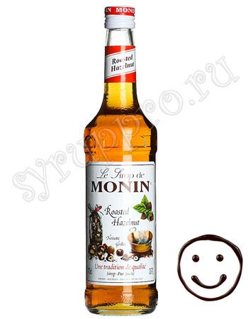 Сироп Monin Обжаренный Лесной Орех 700 мл