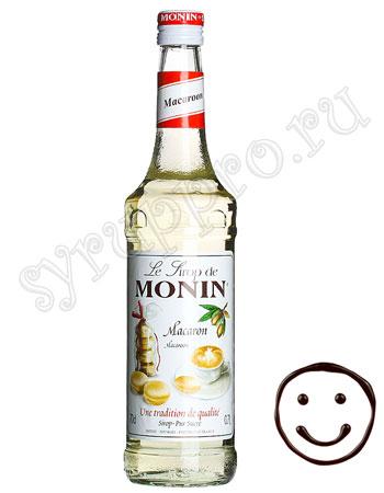 Сироп Monin Миндальное Печенье 700 мл