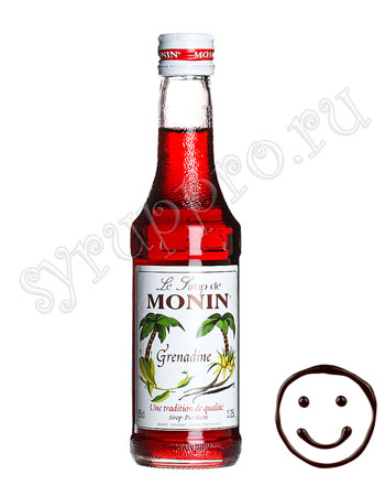 Сироп Monin Гренадин 250 мл