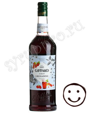 Сироп Giffard Гренадин 1 л