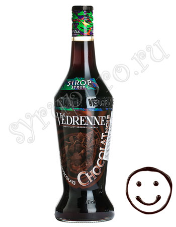 Сироп Vedrenne Шоколад 700 мл