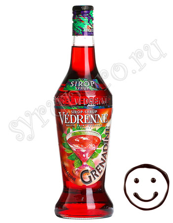 Сироп Vedrenne Гренадин 700 мл