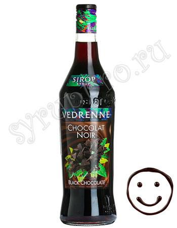 Сироп Vedrenne Шоколад 1л