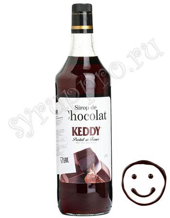 Сироп Keddy Шоколад 1 л