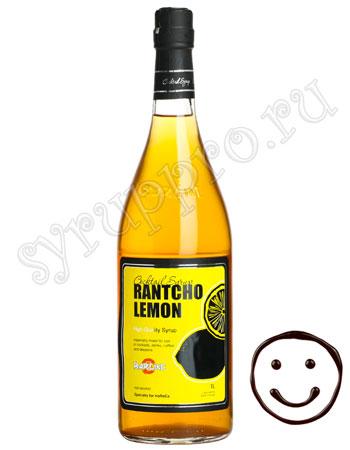 Сироп Barline Ранчо Лимон 1 л