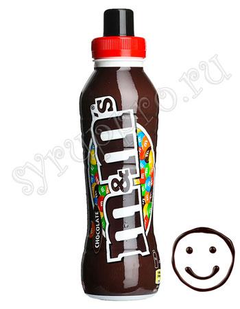 Молочный напиток M&Ms chocolate 350 мл