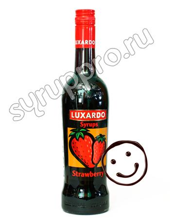 Сироп Люксардо Клубника