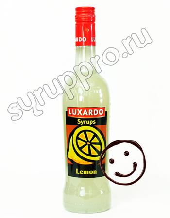 Сироп Люксардо Лимон