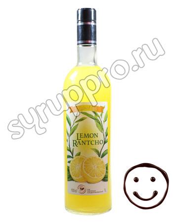 Конц. напиток Monin Ранчо Лимон 1 л